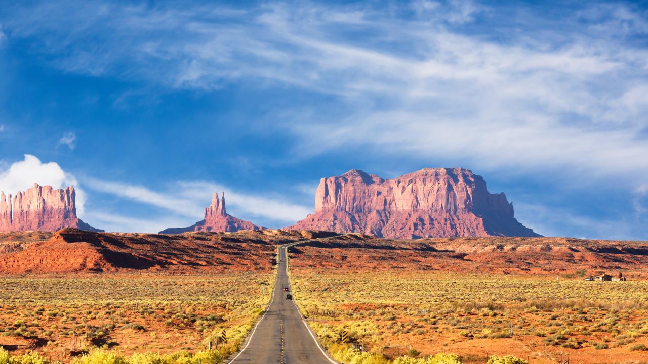 Revisitez 5 classiques du western dans leurs paysages naturels
