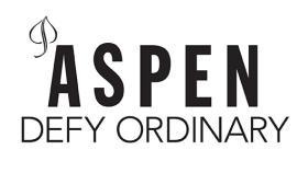 Logo officiel d'Aspen