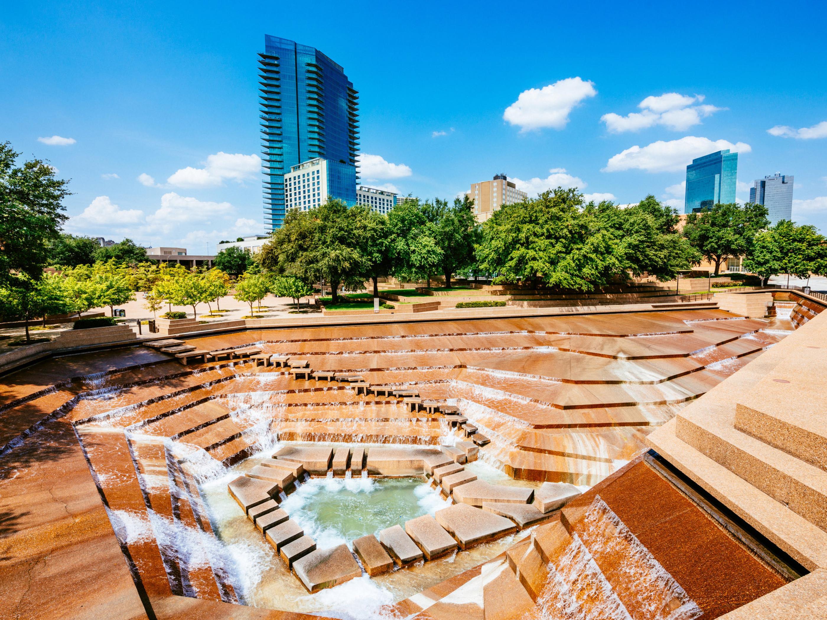 Dallas zone datant