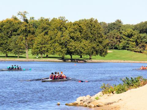 Une magnifique journée pour la Rock River Regatta