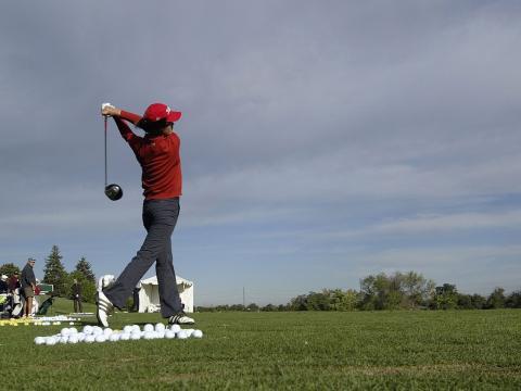 Tournoi de golf de l'Albertsons Boise Open