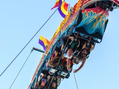 Un autre point de vue sur la State Fair of Louisiana