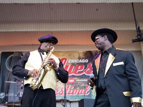 Le Blues Fest, rendez-vous des mélomanes