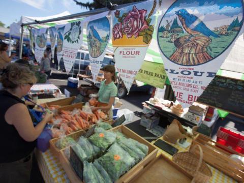 Faites le plein de fruits et légumes frais lors du Dolores Harvest Festival