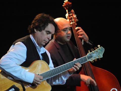 Freihofer's Saratoga Jazz Festival's instrumentalists