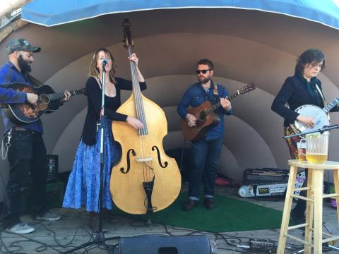 Jam-sessions, concerts et ateliers au programme du Durango Bluegrass Meltdown