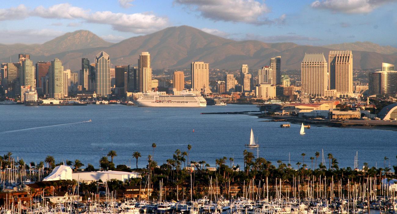 Rencontres scène San Diego